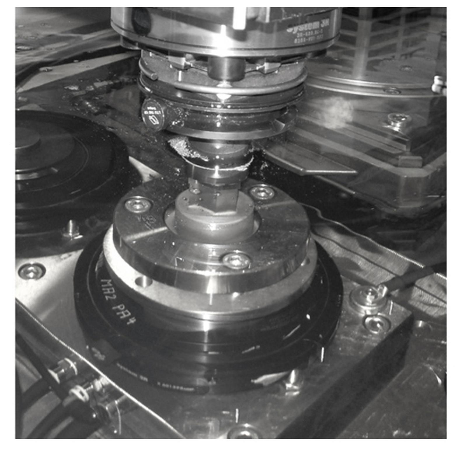 Mecanizado de carburo cementado