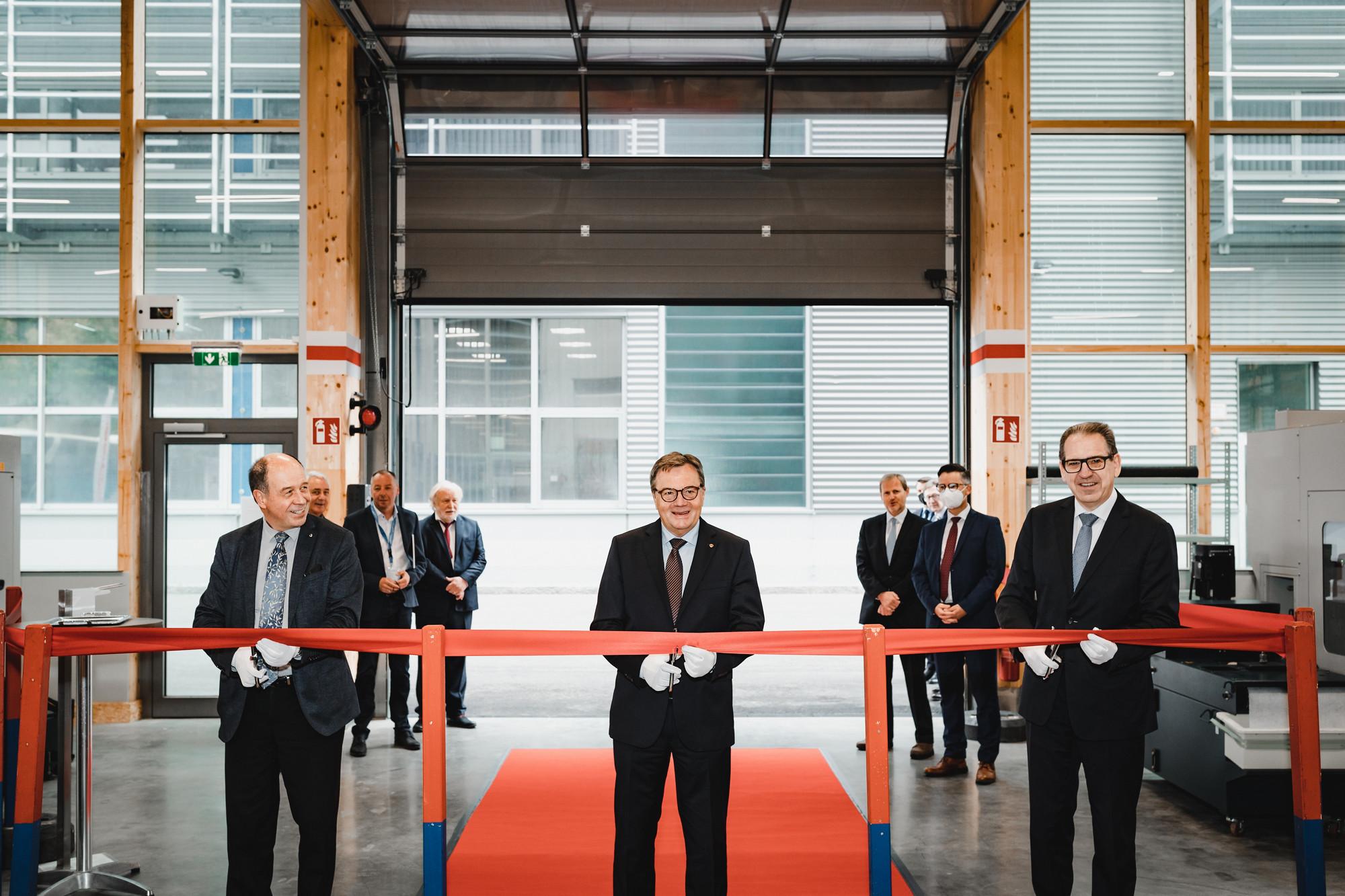 Neues Ausbildungszentrum für Plansee und CERATIZIT