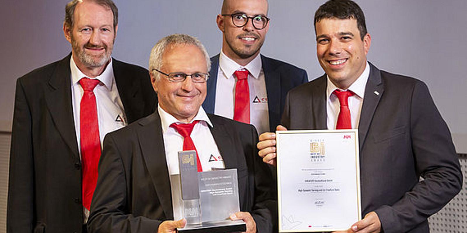 Best of Industry Award