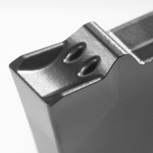Kleine Wendeplatten – einseitig