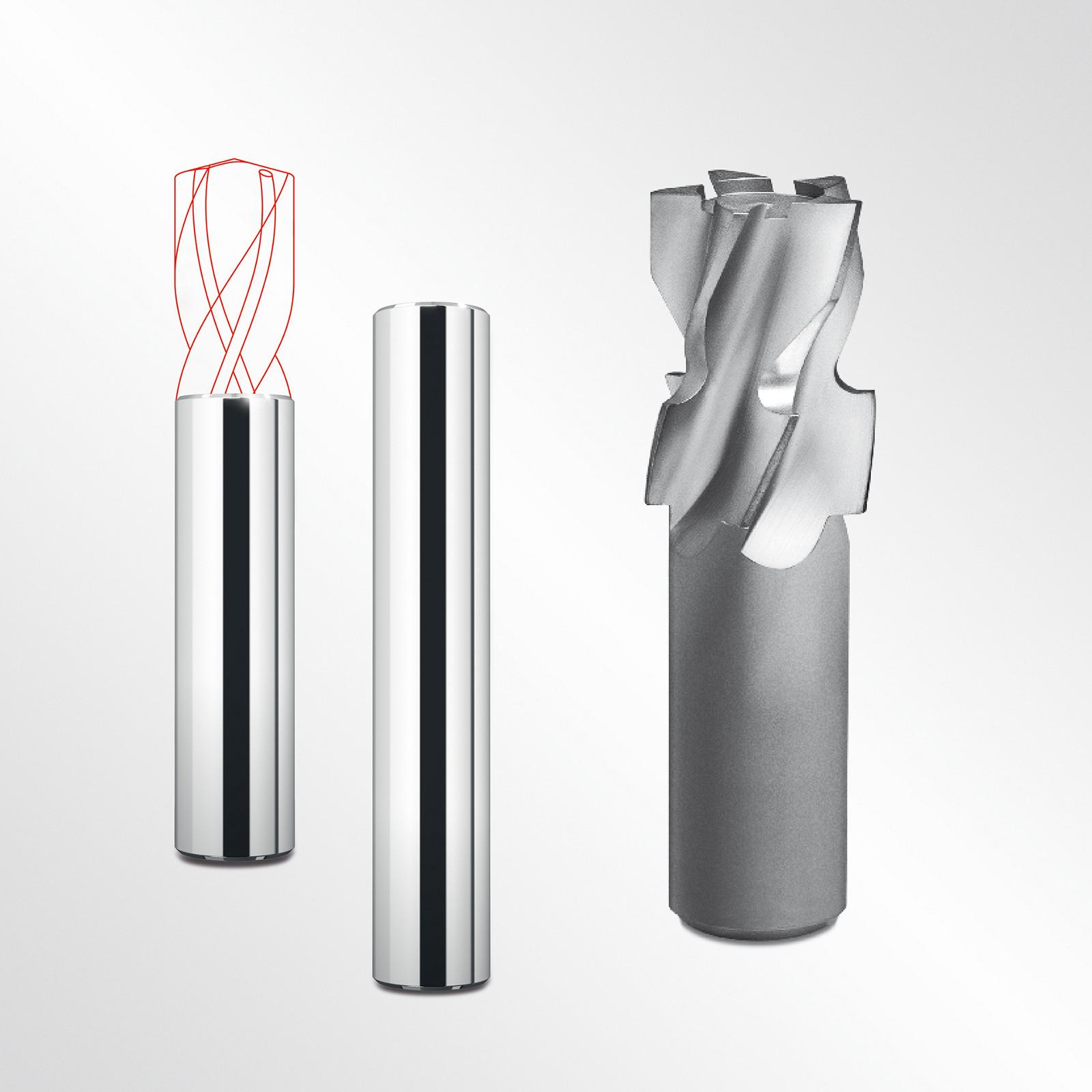 Werkzeuge zur Metallzerspanung